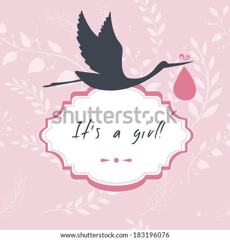 Vector illustration (eps 10) of Congratulation for you - stock vector