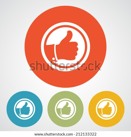 vector illustration. Flat design style   - stock vector