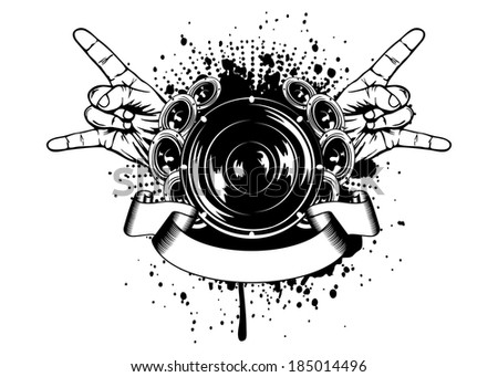 Speakers Vector Stock Photos, Images, & Pictures ...