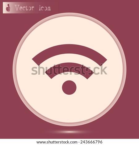 Vector illustration internet connection  - stock vector