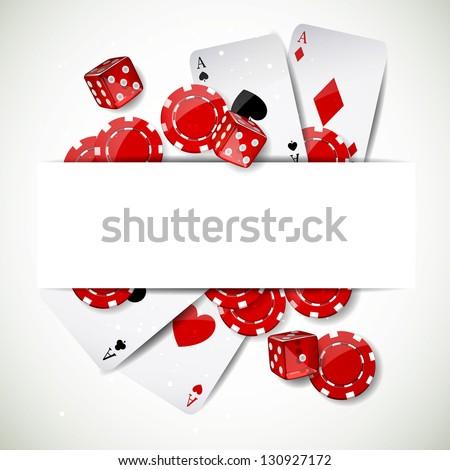 casino table games vector