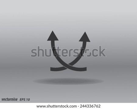 Vector illustration of a blender - stock vector