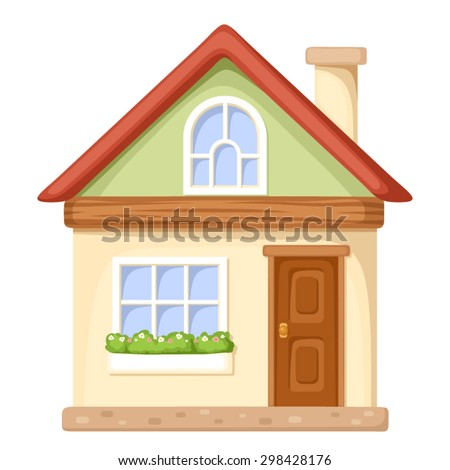 Cartoon House Stock Images Royalty Free Images Amp Vectors