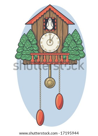 Cuckoo Clock Stock Images Royalty Free Images Amp Vectors