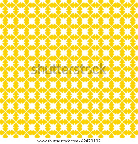 Vector illustration of an abstract seamless pattern. - stock vector