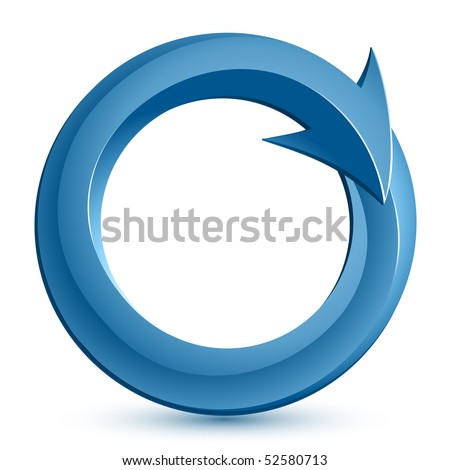 3d Circular Arrow Stock Images, Royalty-Free Images & Vectors ...