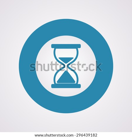 vector illustration of business and finance icon time is money - stock vector