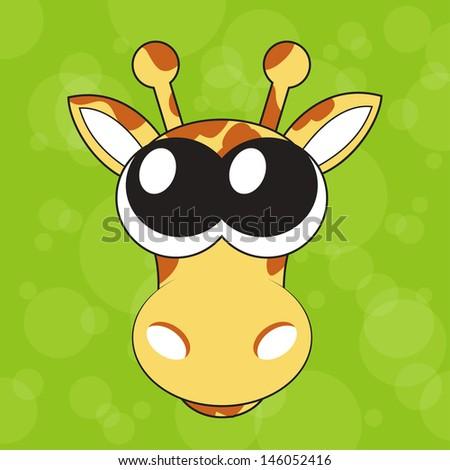 big cartoon eyes cute - photo #35