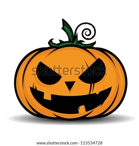 Vector illustration cartoon halloween pumpkin stock vector vector illustration of cartoon halloween pumpkin thecheapjerseys Choice Image