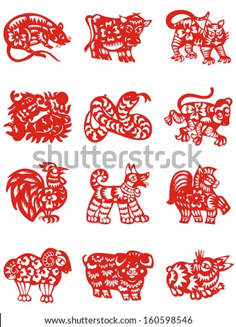 Chinese Zodiac Stock Images, Royalty-Free Images & Vectors ...
