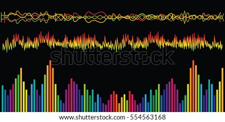 Sound Waves Banner