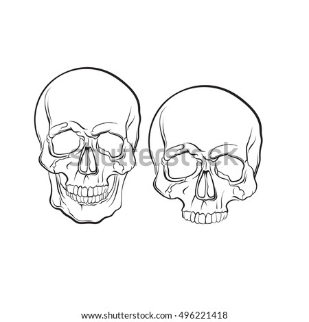 skull template images good free day of the dead sugar skull