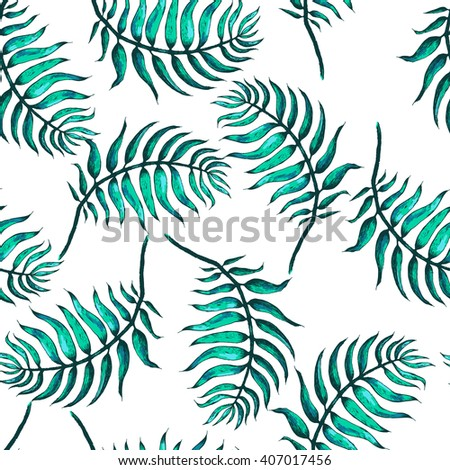 Vector Illustration of Palm Tree Sketch for Design. Palm Tree  Hand Drawing Floral on Beach. Travel and Vacation  Palm Tree  Ink Element Template. Seamless Pattern   Palm Tree Wallpaper
