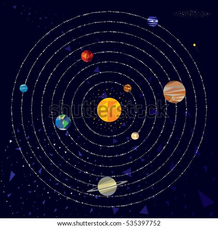 an analysis of the planets of the solar system in astronomy research In a study in the journal astronomy and astrophysics in an early analysis published in 2016, scientists reported that planets b and c have small dear science: how do scientists find planets outside our solar system.