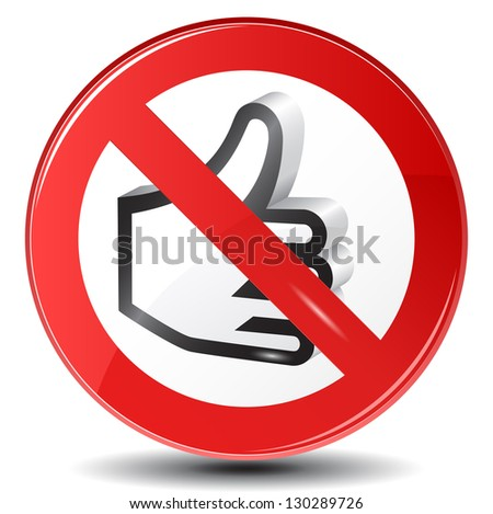 Vector illustration of Stop OK Sign - stock vector