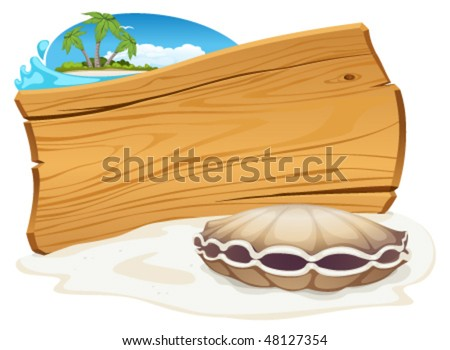 vector illustration of travel background