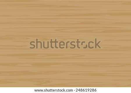 Vector illustration of wooden parquet. - stock vector