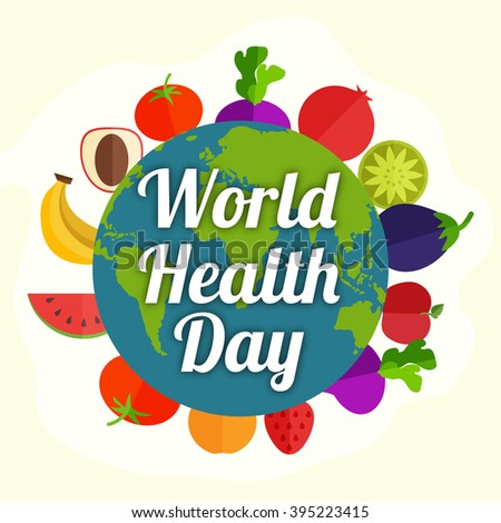 Get Free High Quality HD Wallpapers World Health Day Logo