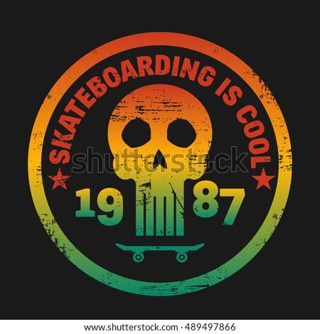 Girl Skateboard Logos