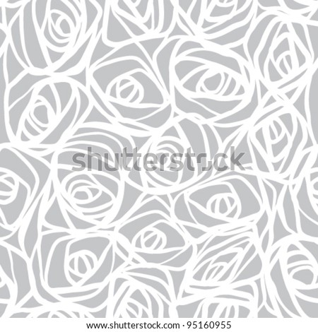 Vector illustration. (Seamless Pattern) - stock vector