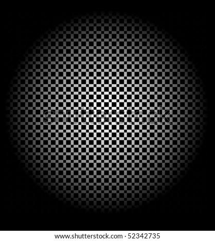 Vector illustration. Sphere. - stock vector