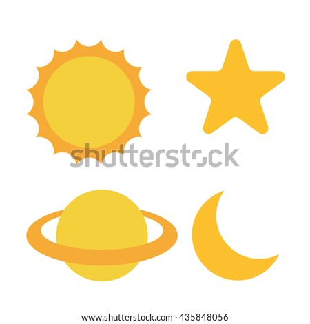 Sun Moon Stars Stock Images, Royalty-Free Images & Vectors ...