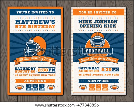 Sports Ticket Images RoyaltyFree Images Vectors – Sporting Event Ticket Template