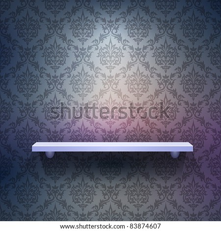 Vector image. - stock vector