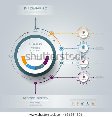 Flowchart vector stock images royalty free images vectors shutterstock for 3d flow chart