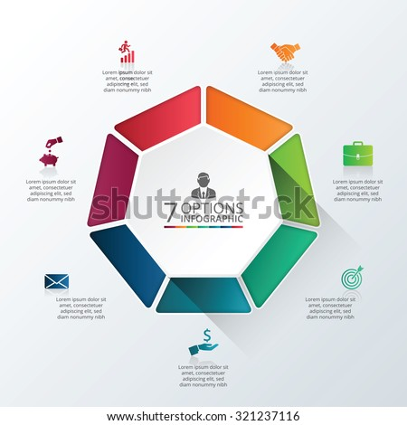 Heptagon Design Stock Photos, Royalty-Free Images & Vectors ...