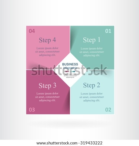 infographic square stock images royalty free images vectors