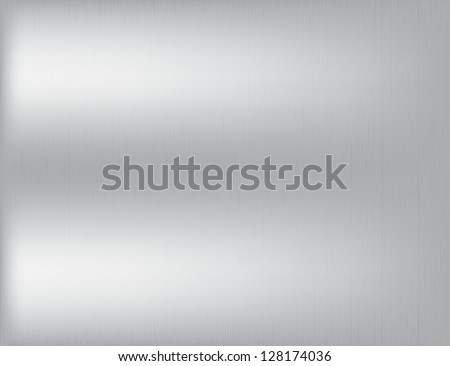 Vector iron texture - stock vector