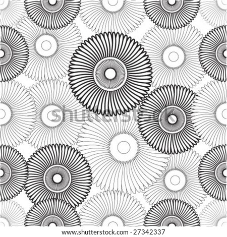 vector japanese pattern - stock vector