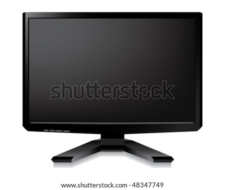 Vector lcd monitor (wide screen)