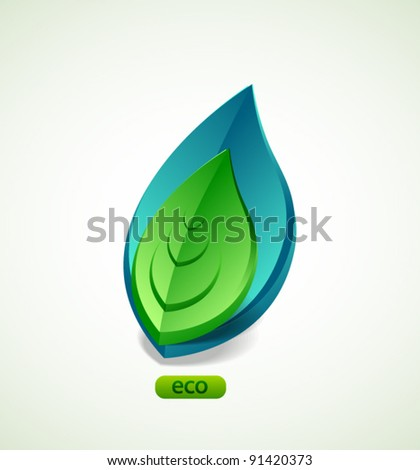 Vector leaf concept