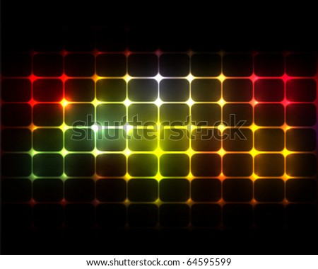 vector light- background - stock vector