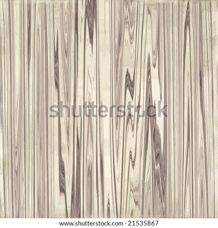 Vector Light Wood, See Jpeg Also In My Portfolio - stock vector