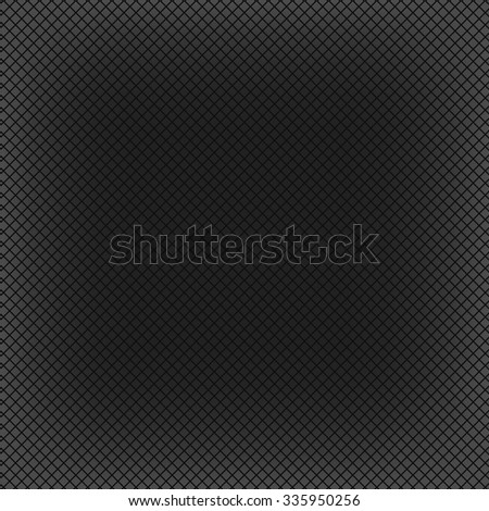 Vector Line Paper Texture. Dark Line Paper Background
