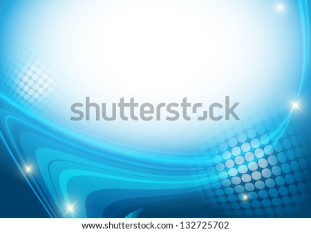 vector  lines with copy space for your text. Eps10 - stock vector