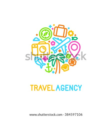 Holiday logo stock images royalty free images vectors for Design agency usa
