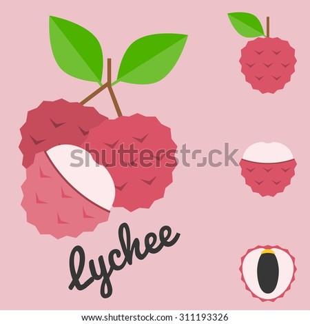 Vector lychee