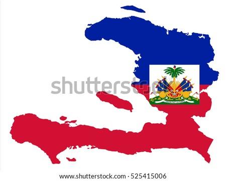 Haiti Map Stock Images RoyaltyFree Images Vectors Shutterstock - Map haiti