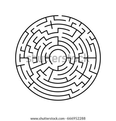 maze templates - Selo.l-ink.co