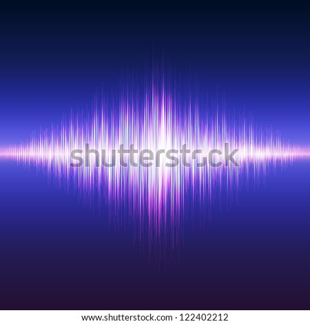 Vector medical equalizer - stock vector