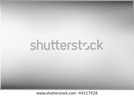 Vector metal sheet dotted texture - stock vector