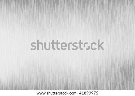 Vector metal sheet. File contains seamless - stock vector