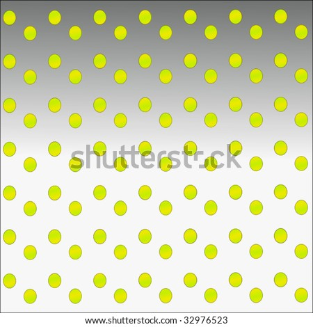Vector Metal With Holes - stock vector