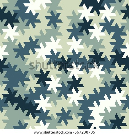 Vector Modern Seamless Geometry Tessellation Pattern Stock Vector ...