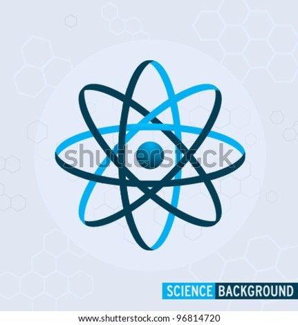 Vector Molecule Science Background