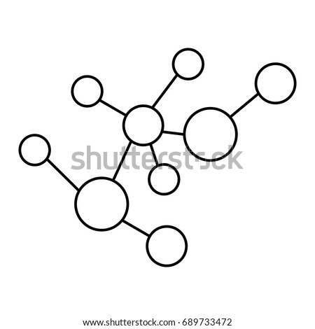 stock-vector-vector-molecules-made-of-ci